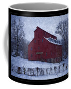Red Mill Antique Barn Coffee Mug