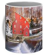 Red Mill Clinton New Jersey Coffee Mug