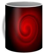 Red On Black 4 Coffee Mug