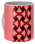 Red Ornament IIi Coffee Mug