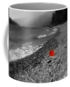 Red Pail Coffee Mug