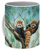 Red Pandas Coffee Mug