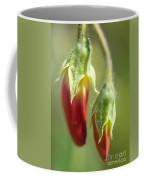 Red Pea Buds Coffee Mug
