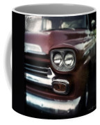 Red Pickup Coffee Mug