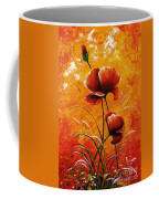 Red Poppies 023 Coffee Mug