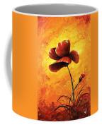 Red Poppy 012 Coffee Mug