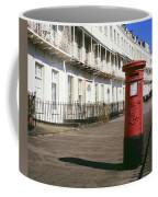 Red Postbox Coffee Mug