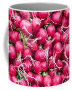 Red Radishes  Coffee Mug