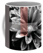 Red Rain Blossom Coffee Mug