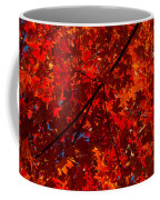 Red Red And Red Coffee Mug