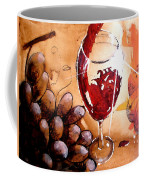 Red Red Wine Coffee Mug