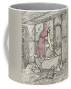 Red Riding Hood-one Month Later Coffee Mug