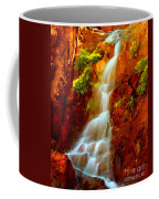 Red River Falls  Coffee Mug