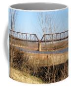 Red River Train Trussell Coffee Mug