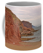 Red Rock By Sea Of Cortez From San Carlos-sonora Coffee Mug