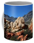 Red Rock Canyon 2 Coffee Mug