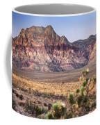 Red Rock Canyon Lv Coffee Mug