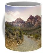 Red Rock Canyon Trailhead Coffee Mug