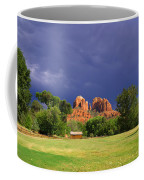 Red Rock Crossing Park Coffee Mug