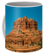 Red Rock Formation Sedona Arizona 21 Coffee Mug