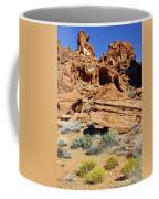 Red Rock Land Coffee Mug