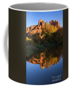 Red Rock Reflections Coffee Mug