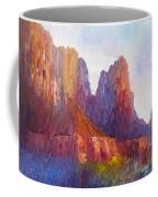 Red Rock Ridge Coffee Mug