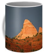 Red Rock Rising Coffee Mug