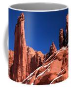 Red Rock Towers Coffee Mug