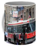 Red Rocket 3 Coffee Mug