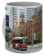 Red Rocket 36 Coffee Mug