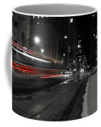 Red Rocket Coffee Mug