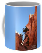 Red Rocks Of Bryce Canyon  Coffee Mug