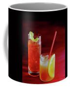 Red Rocktails Coffee Mug