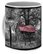 Red Roof Coffee Mug