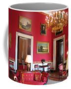 Red Room White House Coffee Mug