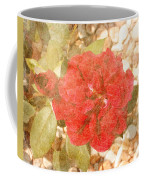 Red Rose At Noon Coffee Mug