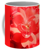 Red Rose In Full Bloom Coffee Mug
