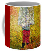 Red Rubber Boots Coffee Mug