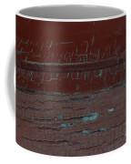 Red Rune Rubrics Coffee Mug