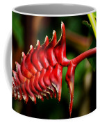 Red Scales Coffee Mug
