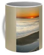 Red Sea Sunset Coffee Mug