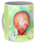 Red Shell Coffee Mug