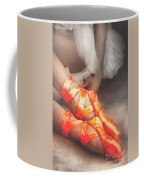 Red Shoes Coffee Mug