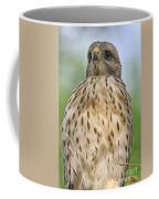 Red Shoulder Fledgling Coffee Mug
