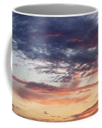 Red Sky At Night Coffee Mug
