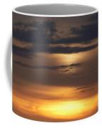 Red Sky - Gloaming Coffee Mug by Michal Boubin