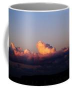 Red Skys At Morn Coffee Mug