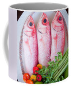Red Snappers Coffee Mug