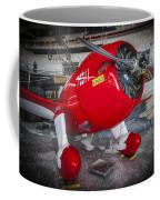 Red Speedster Coffee Mug